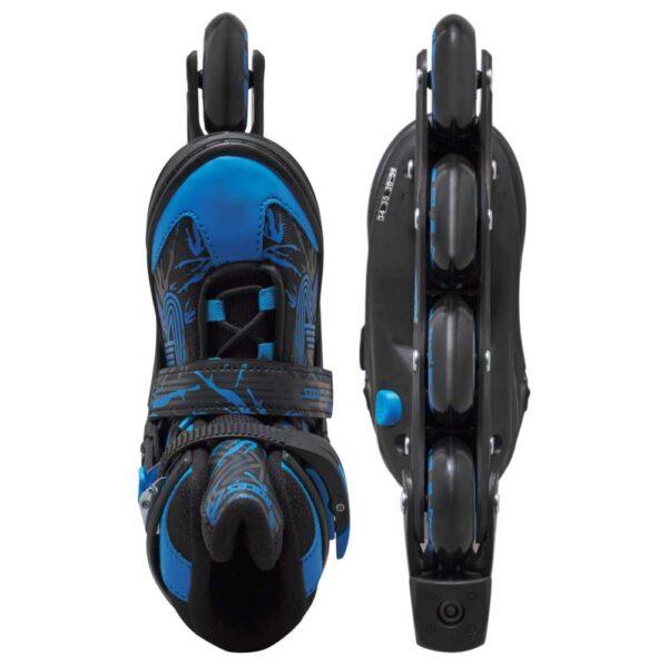 Αυξομειούμενα Πατίνια Roces Jokey 3.0 black-astro blue