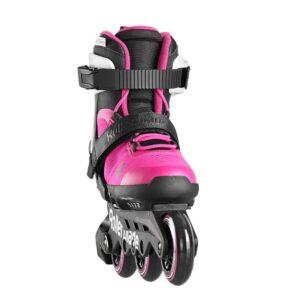Παιδικά Αυξομειούμενα πατίνια Microblade 3WD G Pink/White