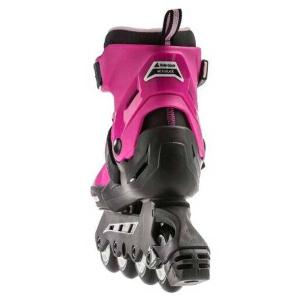 Αυξομειούμενα πατίνια Microblade G 19 black/pink