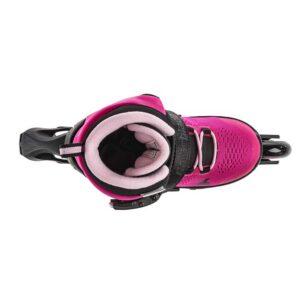 Παιδικά Αυξομειούμενα πατίνια Microblade G 19 Black/Pink