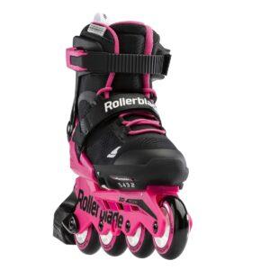 Παιδικά Αυξομειούμενα Rollerblade Microblade G21 Black/Pink