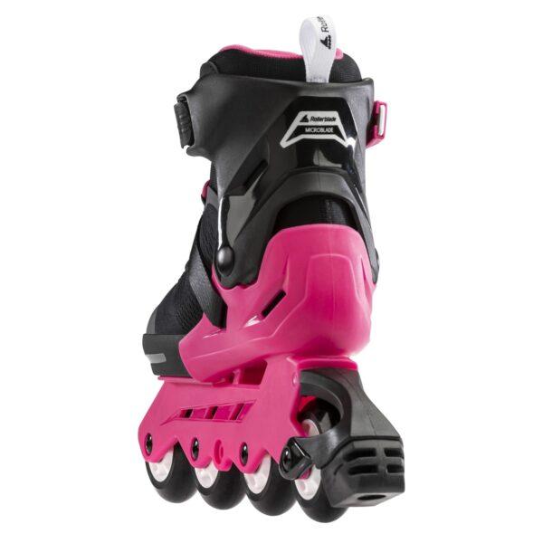 Αυξομειούμενα πατίνια Microblade G21 black/pink