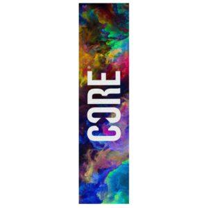 Γυαλόχαρτο CORE Classic Griptape Neon Galaxy