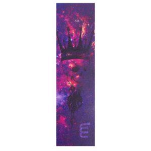 Γυαλόχαρτο Longway printed griptape Skull King Purple