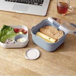 Δοχείο Φαγητού Polo Διπλό Sunware 250ml