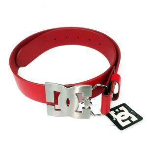 Ζώνη DC Belt Costa 61320014 Red