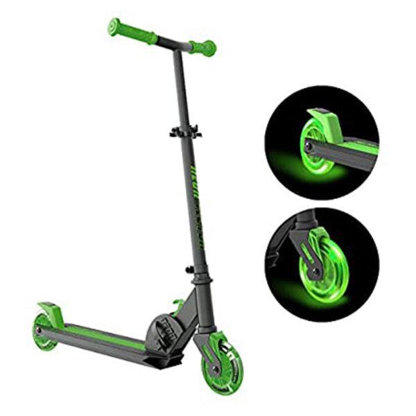 Πατίνι Yvolution Neon Vector Πράσινο