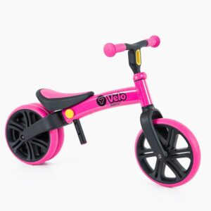Ποδήλατο Ισορροπίας Y Velo 2018 Refresh Pink