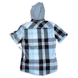 Πουκάμισο Ecko East to West S/S Woven Shirt LightBlue