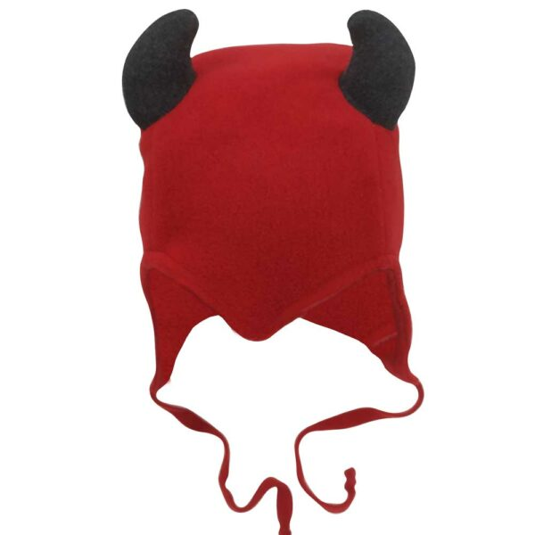 Brekka Fleece Beanie Devil Red