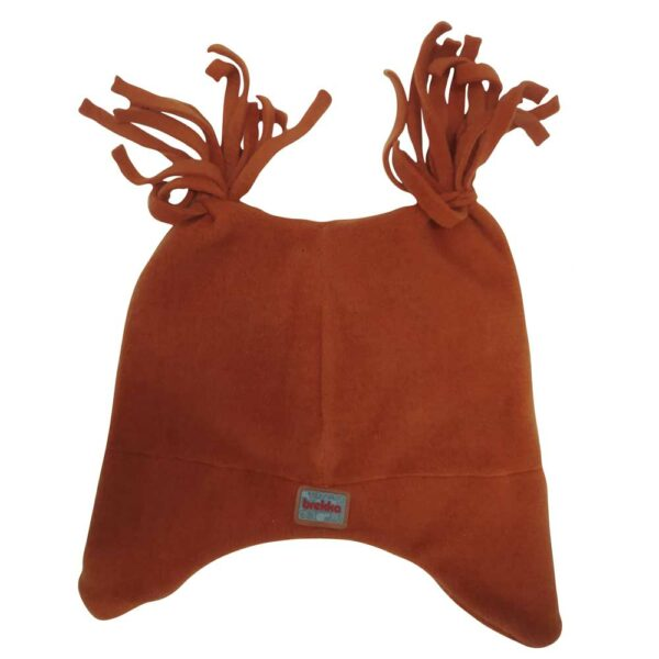 Brekka Fleece Beanie Edwidge Anm14 Orange