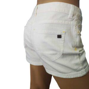 Σορτς DC National Woven Short White