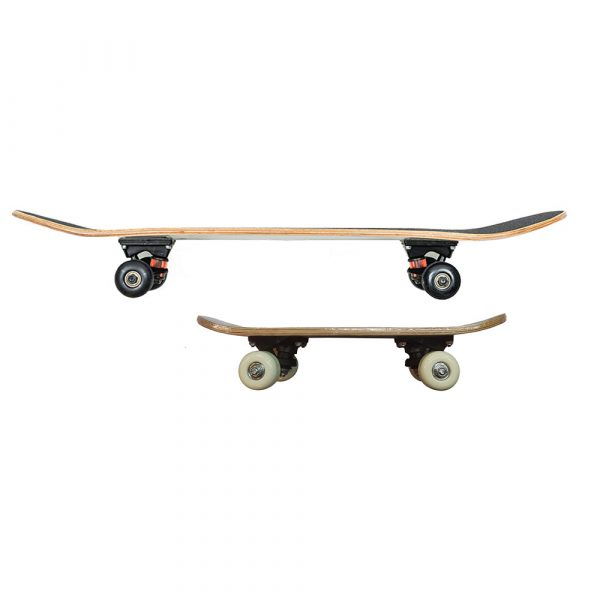 Τροχοσανίδα mini 3998 wheels difference to real skate
