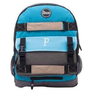Τσάντα πλάτης Penny Pouch Skateboard Backpack Blue