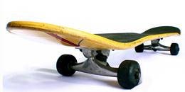 Από τι είναι κατασκευασμένα τα skateboards.