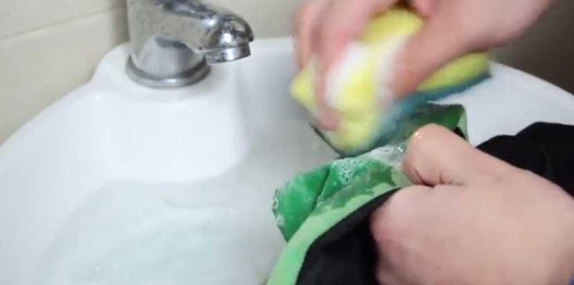 Πως πλένω μια τσάντα ή ένα σακίδιο.