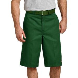 """Βερμούδα Dickies 13"""" Work Short Green"""