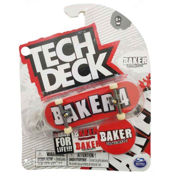 Μινιατούρα τροχοσανίδα Tech Deck Baker-1