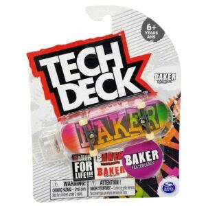 Μινιατούρα τροχοσανίδα Tech Deck Baker-2