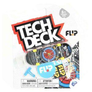 Μινιατούρα τροχοσανίδα Tech Deck Flip