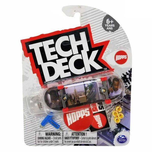 Μινιατούρα τροχοσανίδα Tech Deck Hopps