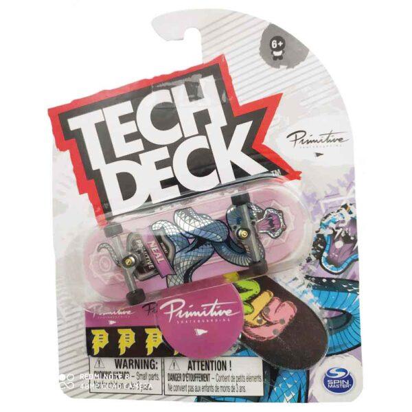 Μινιατούρα τροχοσανίδα Tech Deck Primitive-1