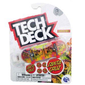 Μινιατούρα τροχοσανίδα Tech Deck SantaCruz-1