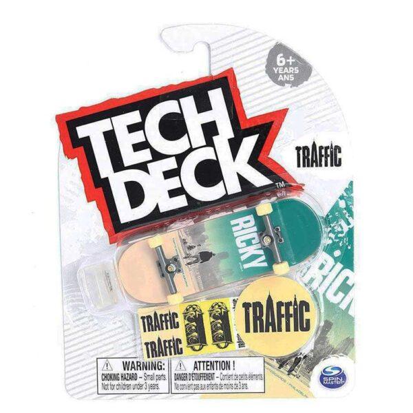 Μινιατούρα τροχοσανίδα Tech Deck Traffic