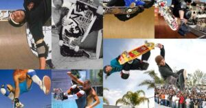 The 20 Most Influential Skateboarders of All Time