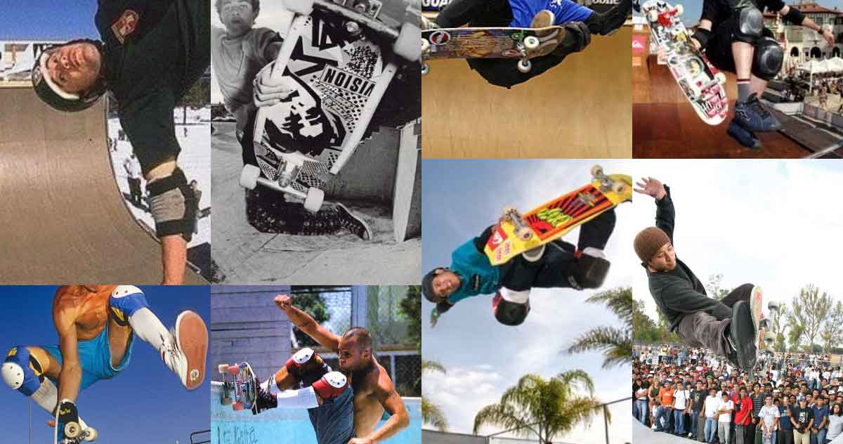 You are currently viewing The 20 Most Influential Skateboarders of All Time