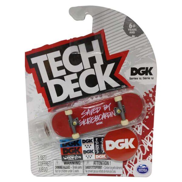 fingerskate-dgk-series-12-red