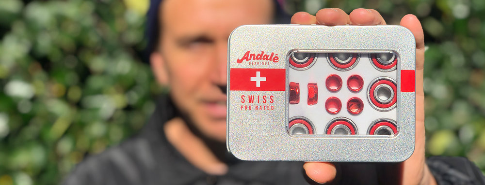 Andale Swiss Bearings Joey Brezinski