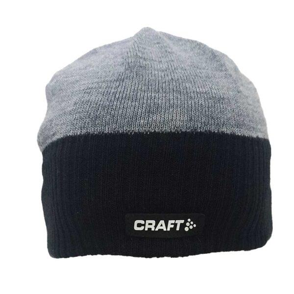 Craft Σκουφάκι Bormio Hat Grey Black