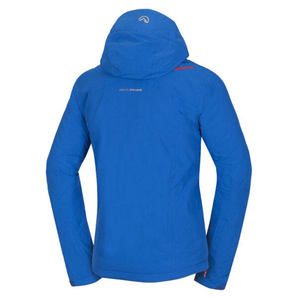northfinder jacket blue