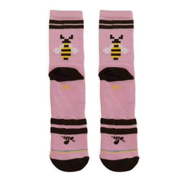 Κάλτσες Bee Unusual Pixel Bee Pink