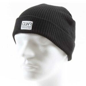 ColourWear Jaque Beanie Black
