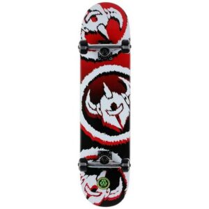 Τροχοσανίδα Darkstar Dissent Fp Comp Red 7,5""