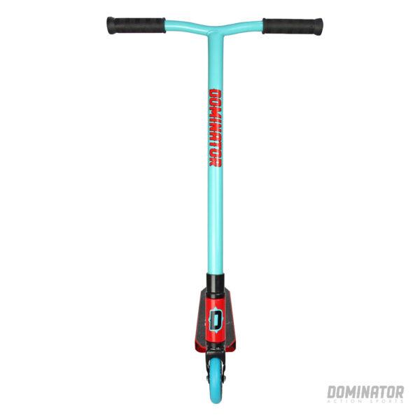 Dominator-Scooter-Ranger-Teal-Red