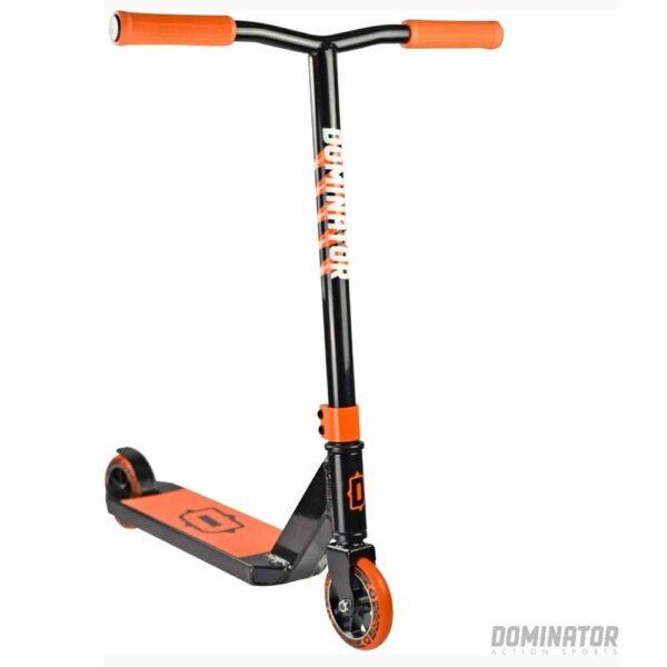 Πατίνι Dominator Trooper 100χιλ. Black/Orange