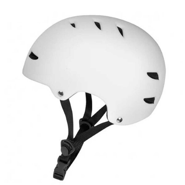 Κράνος Ennui BCN Basic Stunt Helmet White