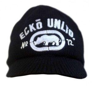 Ecko Military Knit Cap 69017 Black