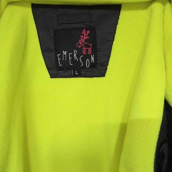 Emerson Μπουφάν WR1243 EbnBlack