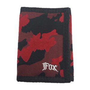 ΠΟΡΤΟΦΟΛΙ FOX SHADOW RED
