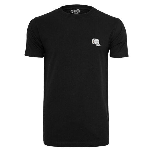 T-Shirt TU Happens Tee Black