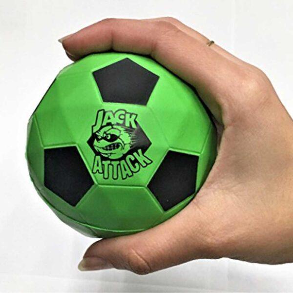 Μπαλάκι αναπήδησης Jack Attack High Bounce Rubber Green