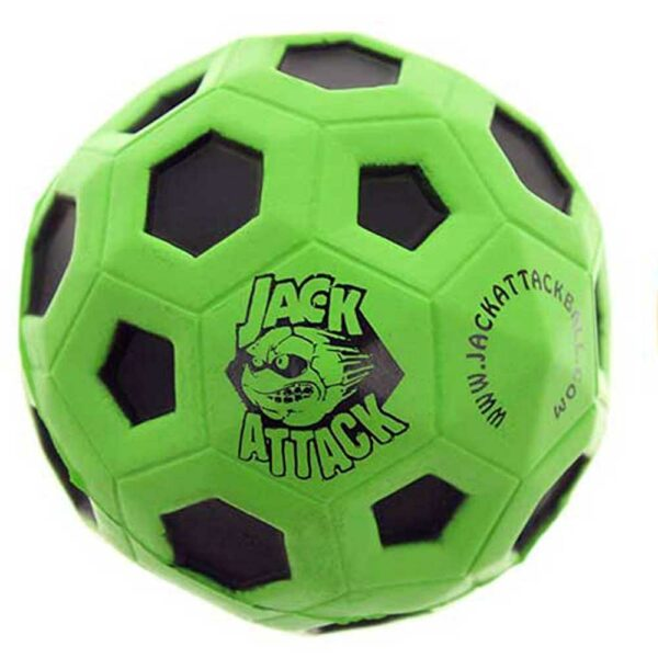 Jack Attack High Bounce Rubber green