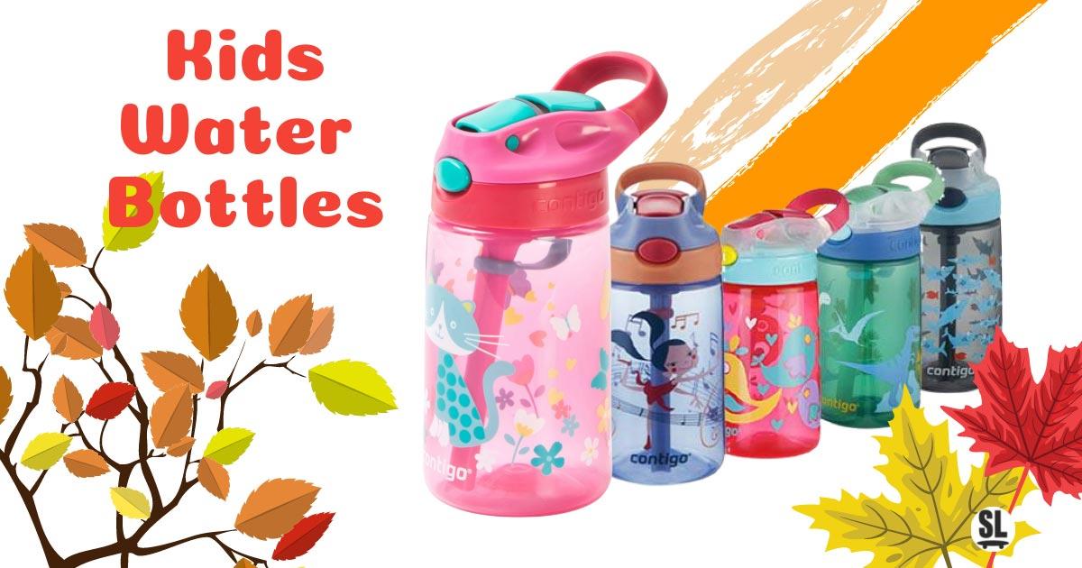 KIDS WATER BOTTLES