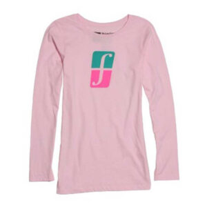 Longsleeve Forum Womens Corp Icon Pink