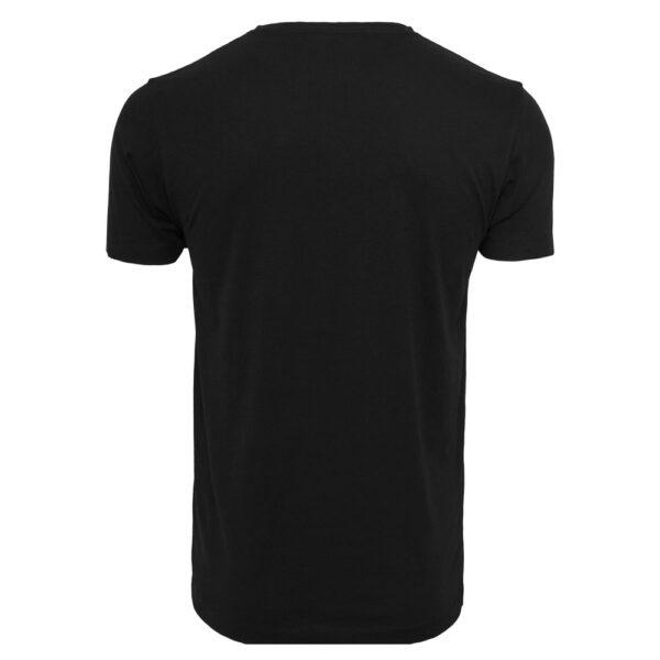 T-Shirt Mister Tee Highscore Tee Black