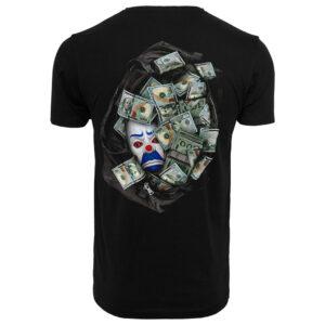 T-Shirt Mister Tee Life Is Better Black